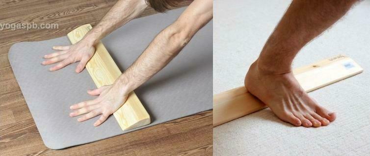 Как выбрать блок для йоги | Fitness Vam